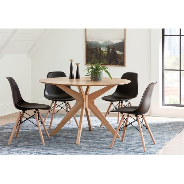 Wayfair With Regard To Most Popular Caira Black 7 Piece Dining Sets With Upholstered Side Chairs (View 18 of 20)