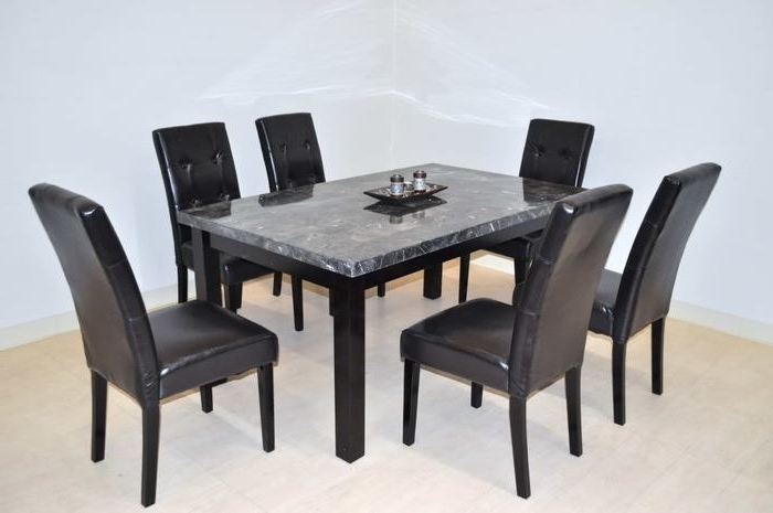 Featured Photo of 6 Seat Dining Tables
