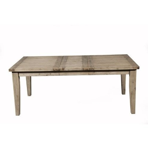 Well Known Alpine Furniture Aspen Extension Dining Table With Butterfly Leaf For Chapleau Extension Dining Tables (View 20 of 20)