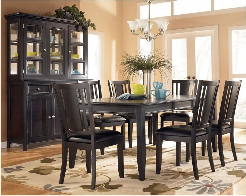 Well Known Astonishing The Most Incredible Dark Wood Dining Room Set In Dark Wood Dining Room Furniture (View 8 of 20)