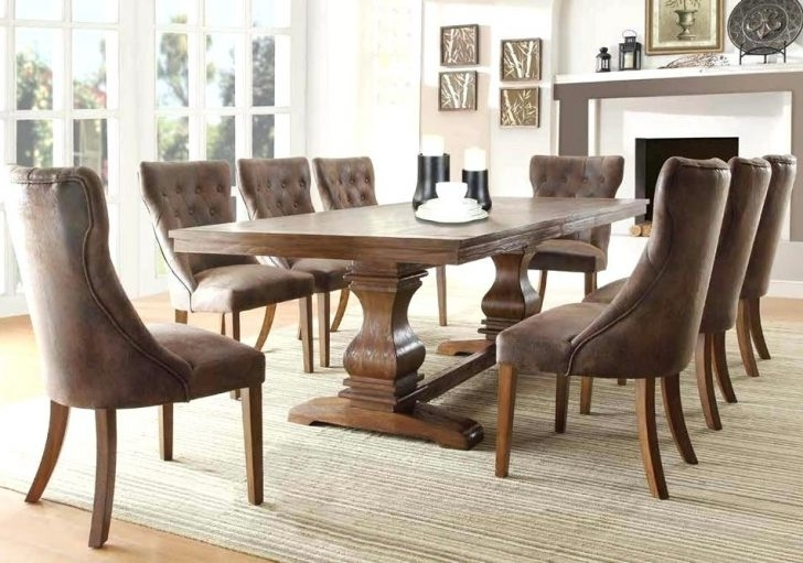 Well Known Beautiful Dining Room Chairs Glamorous Cool Oak Table And Fabric 62 In Oak Dining Tables And Fabric Chairs (View 14 of 20)