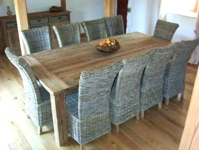 Well Known Big Dining Tables For Sale With Regard To Large Solid Wood Dining Table Room Big Full Size Of Tops Top Plans (View 10 of 20)