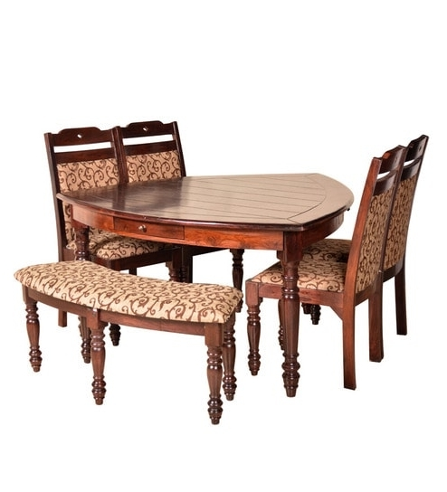 Well Known Buy Baylor Solidwood 6 Seater Dining Tablehometown Online – Six With Regard To Dining Tables For Six (View 18 of 20)