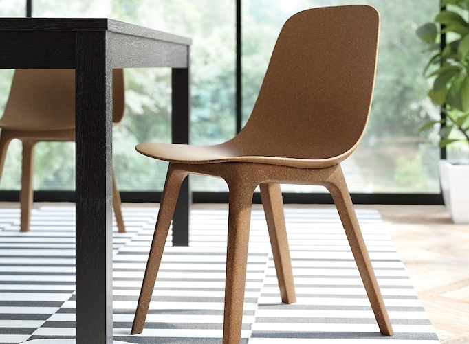 Well Known Chairs – Upholstered & Foldable Dining Chairs – Ikea Within Dining Chairs (View 20 of 20)