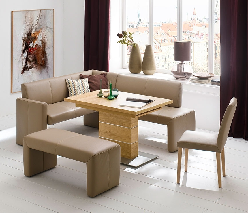 Well Known Compact Dining Sets In Compact Bench Dining Set (View 18 of 20)