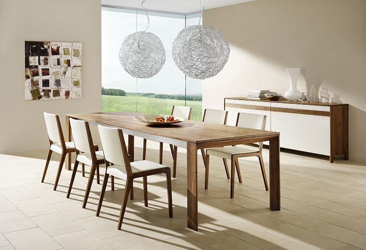 Well Known Contemporary Dining Room Tables Awesome — Contemporary Furniture With Contemporary Dining Room Tables And Chairs (View 19 of 20)