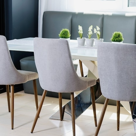 Well Known Cora Dining Tables Pertaining To Cora Dining Chair – Chairs – Furniture – Decor (View 19 of 20)