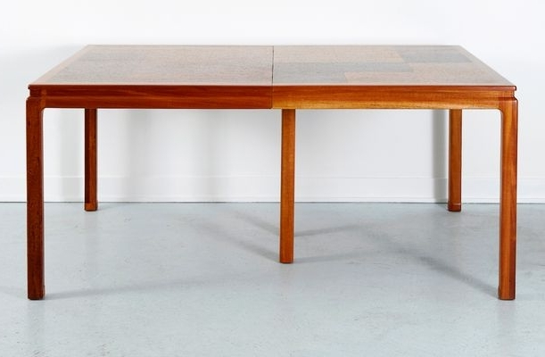 Well Known Cork Dining Tableedward Wormley For Dunbar, 1960S For Sale At Pamono Throughout Cork Dining Tables (View 18 of 20)