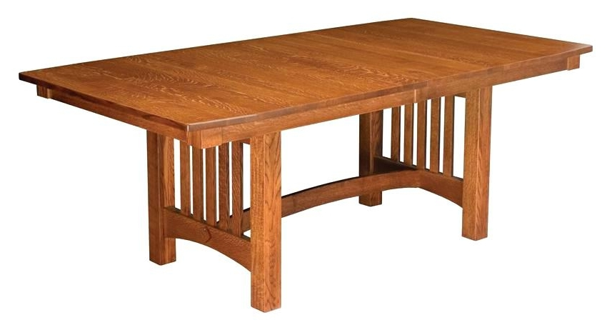 Well Known Craftsman Rectangle Extension Dining Tables With Regard To Craftsman Dining Table Set Awesome Dining Table Craftsman Style Room (View 19 of 20)