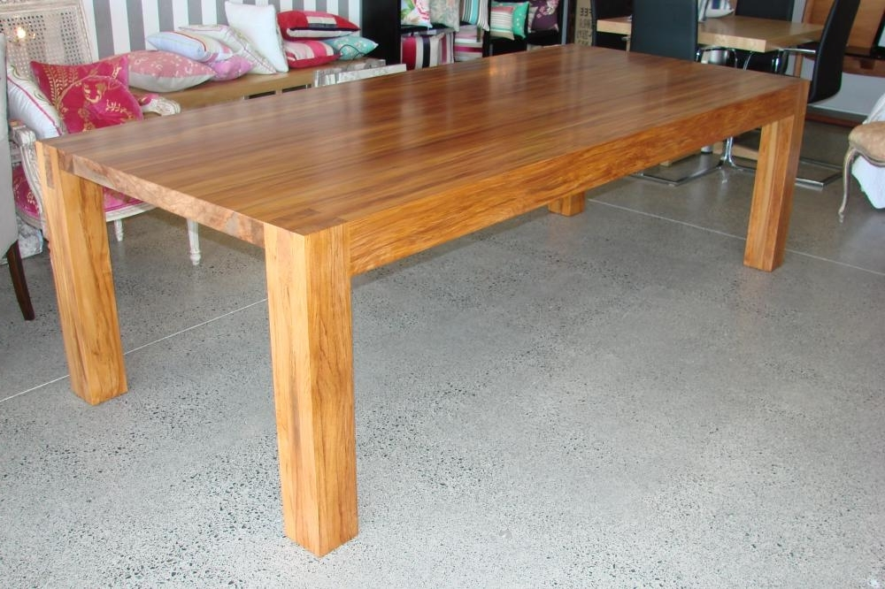 Well Known Custom Made Dining Tables & Chairs Tauranga, Hamilton, Auckland For Hamilton Dining Tables (View 19 of 20)
