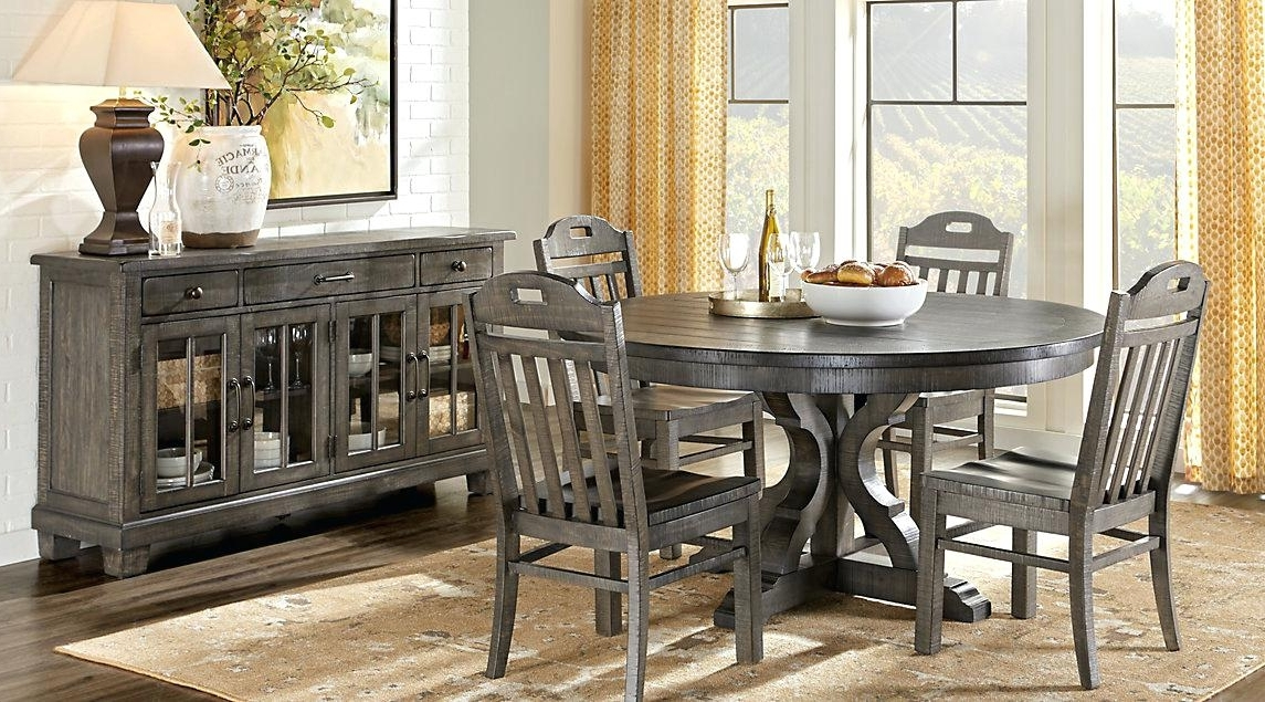 Well Known Dining Room Tables Round Affordable Round Dining Room Sets Rooms To With Regard To Macie Round Dining Tables (View 17 of 20)