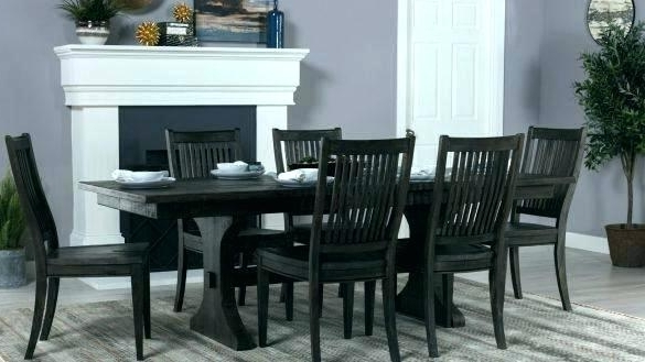 Well Known Dining Table Living Spaces (View 20 of 20)