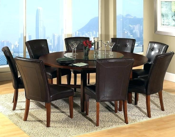 Well Known Dining Tables For 8 Pertaining To Dining Table And Chairs For 8 – Kuchniauani (View 18 of 20)