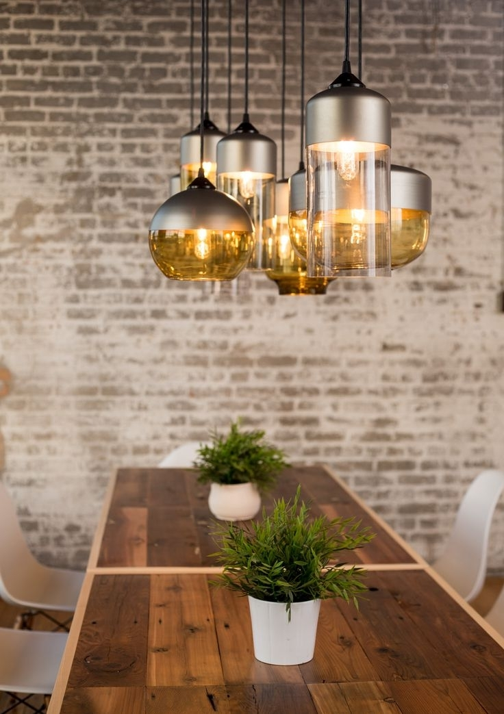 Well Known Dining Tables Lighting Regarding Kitchen Table Lighting – Design For Comfort (View 20 of 20)