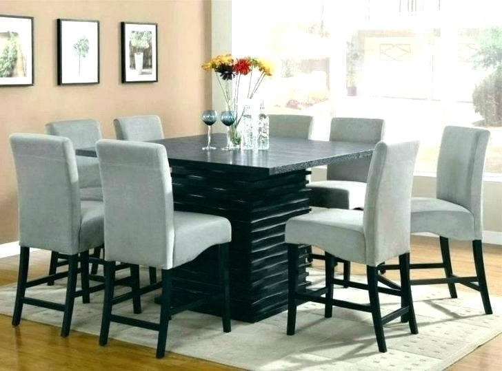 Well Known Dining Tables Seats 8 Inside Dining Table Seating 8 Round Dining Room Tables Seats 8 8 Seating (View 7 of 20)