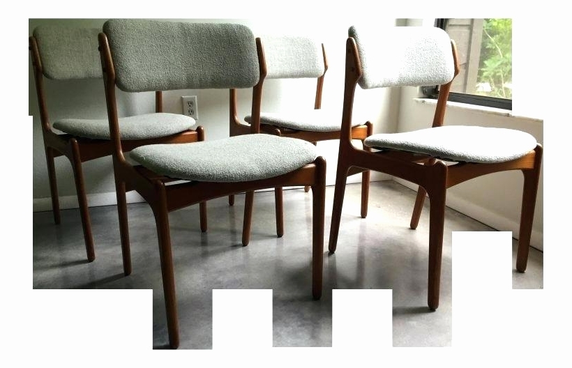 Well Known Ebay Dining Chairs In Ebay 6 Dining Chairs Awesome Scandinavian Dining Chair (View 19 of 20)
