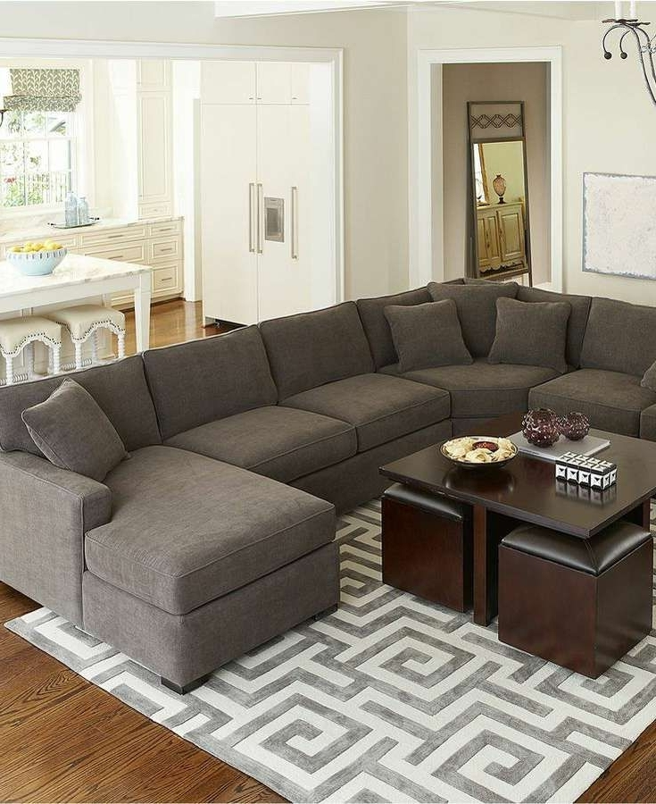 Well Known Elm Grande Ii 2 Piece Sectionals Inside Sectional Sofas (View 10 of 15)