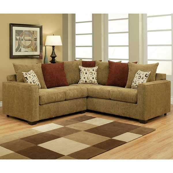 Well Known Evan 2 Piece Sectionals With Raf Chaise Inside Choosing 2 Piece Sectional Sofa – Elites Home Decor (View 4 of 15)