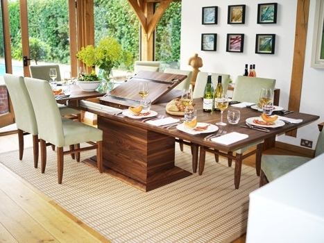 Well Known Extra Large Dining Tables (View 20 of 20)