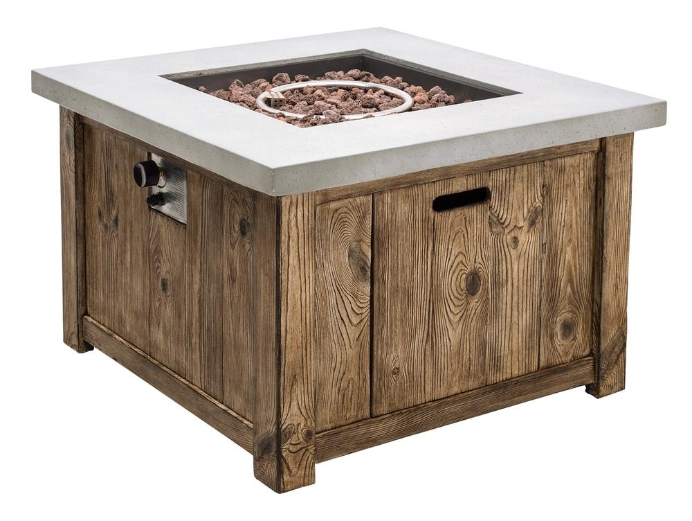 Well Known Gasmate Helm Square Gas Fire Table (View 9 of 20)