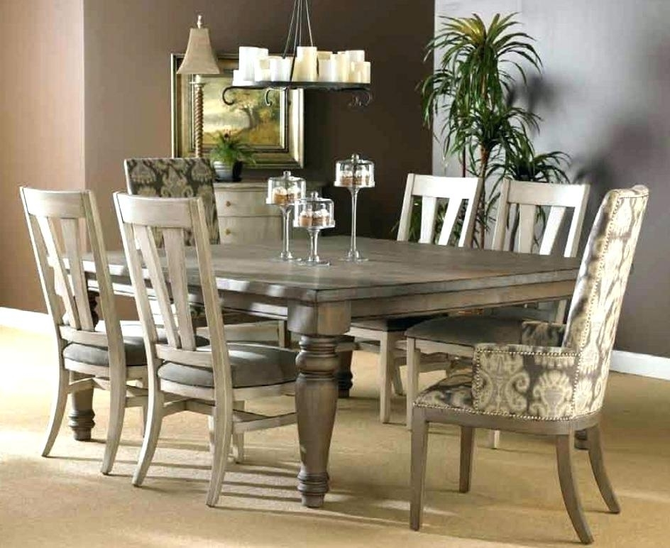 Well Known Large Circular Dining Tables With Regard To Large Round Dining Table Seats 8 – The Diningroom (View 14 of 20)