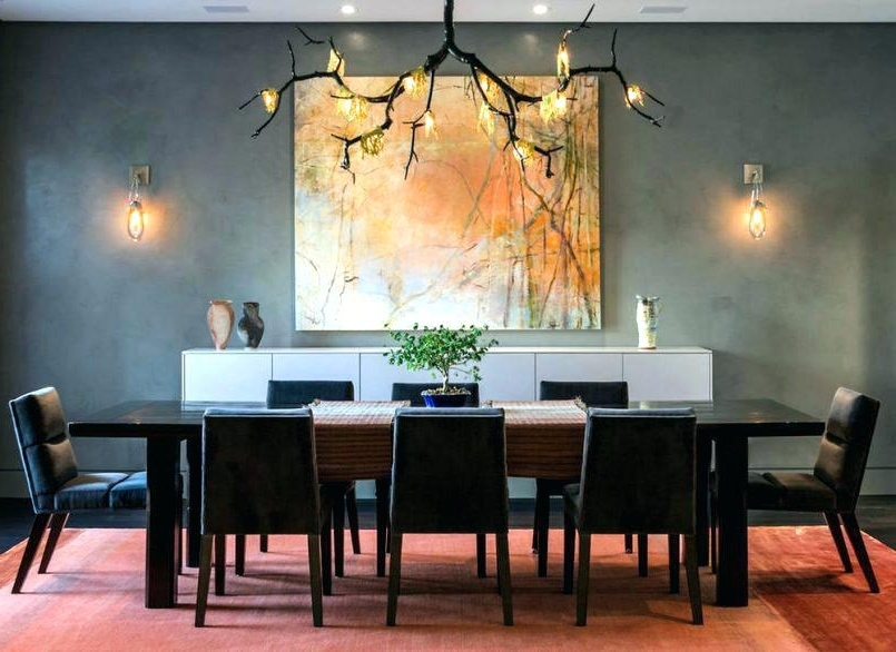 Well Known Led Dining Tables Lights Within Led Dining Room Lighting Led Dining Room Lighting Modern Led Ceiling (View 19 of 20)