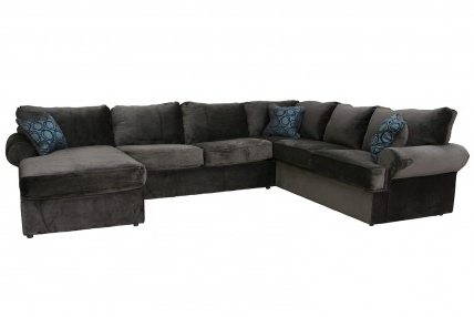 Well Known Meyer 3 Piece Sectionals With Raf Chaise Pertaining To Sectional Sofas (View 15 of 15)