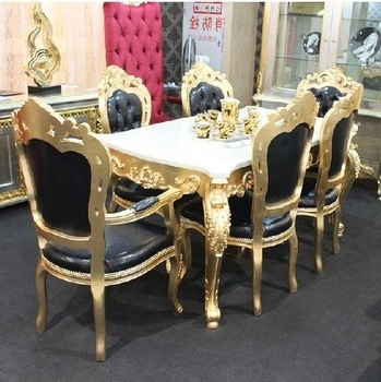 Well Known Modern Dining Table And Chairs Regarding Luxury Home Dining Table Set,modern Dining Table And Chair(B (View 15 of 20)
