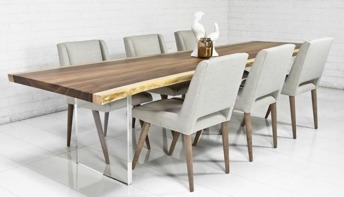 Well Known Modern Dining Tables – All – Www (View 18 of 20)
