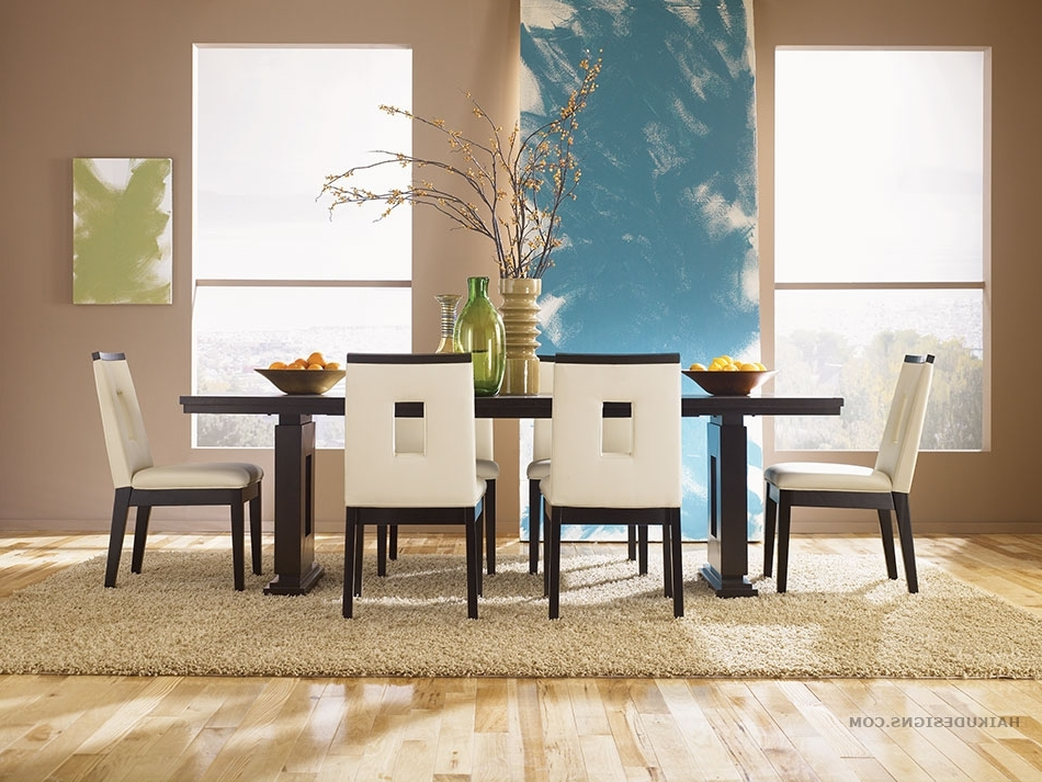 Well Known Modern Furniture: New Asian Dining Room Furniture Design 2012 From In Asian Dining Tables (View 20 of 20)