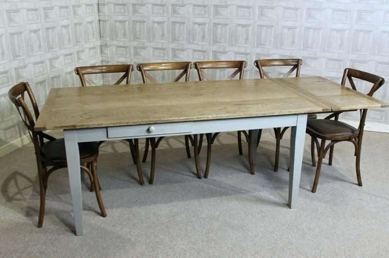 Well Known Oak Extending Dining Table – Emanhillawi For Extending Oak Dining Tables (View 20 of 20)
