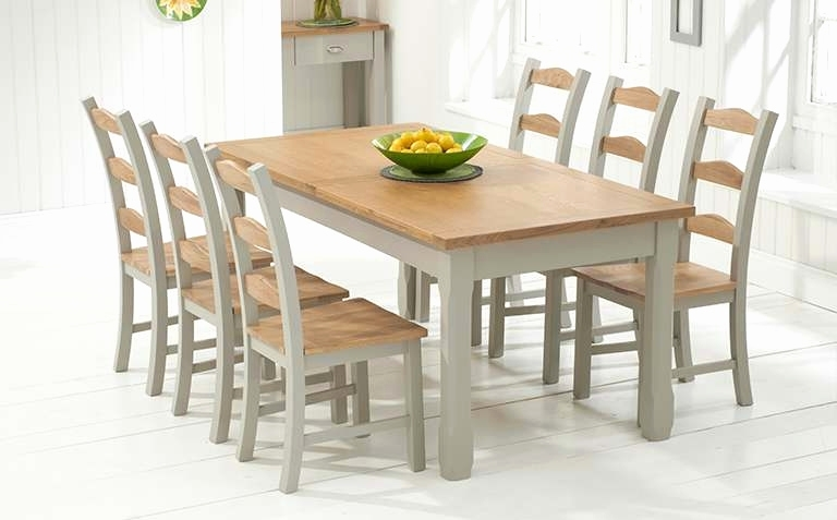 Well Known Oak Extending Dining Tables Sets With 18 New Oak Dining Table 4 Chairs (View 17 of 20)
