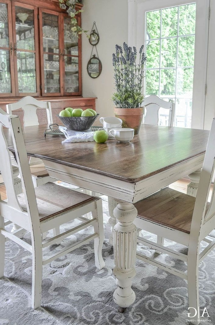 Featured Photo of Painted Dining Tables