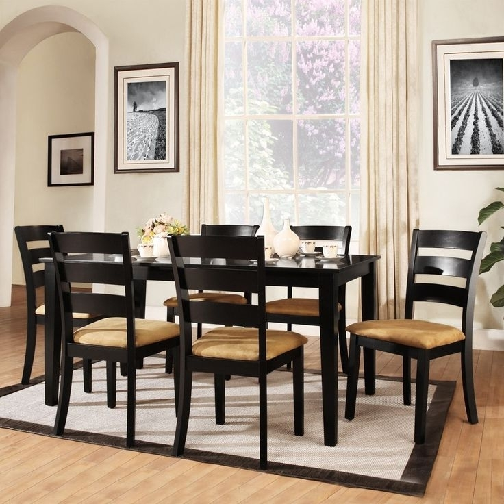 Well Known Palazzo 7 Piece Rectangle Dining Sets With Joss Side Chairs Intended For 13 Best Dining Room Images On Pinterest (View 8 of 20)