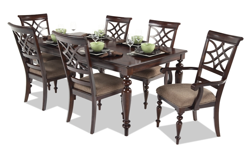 Well Known Partridge 7 Piece Dining Sets Intended For Choosing The Right 7 Piece Dining Set – Goodworksfurniture (View 20 of 20)