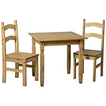 Well Known Rio Dining Tables With Regard To Seconique Rio Dining Table And Chairs Set: Amazon.co (View 8 of 20)