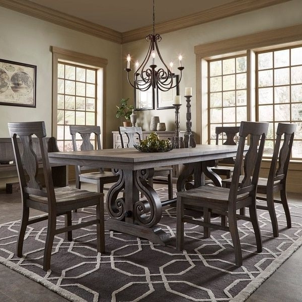 Well Known Rowyn Wood Extending Dining Table Setsignal Hills (View 20 of 20)