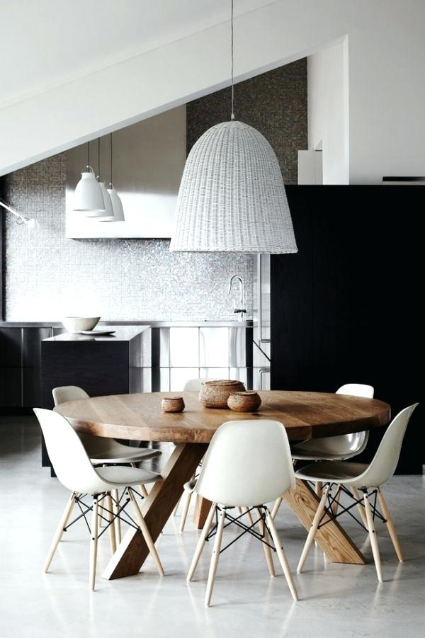 Well Known Scandinavian Dining Tables And Chairs Throughout Scandinavian Dining Room Chairs Medium Size Of Dining Room Chairs (View 19 of 20)