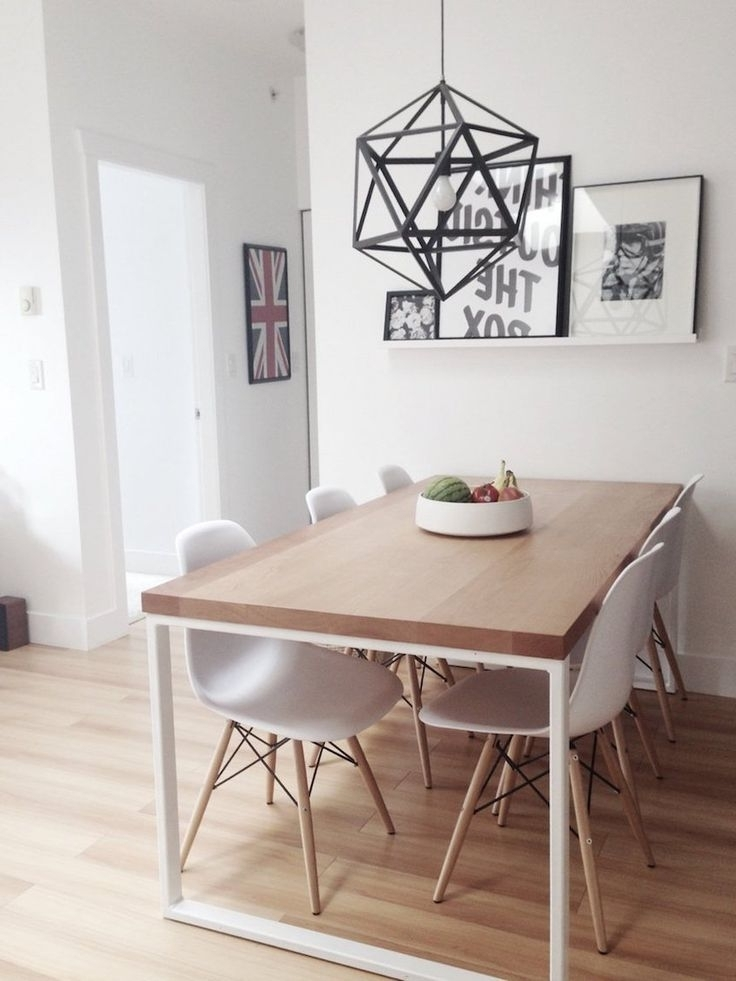 Well Known Small Dining Tables With Regard To 10 Inspiring Small Dining Table Ideas That You Gonna Love (View 20 of 20)