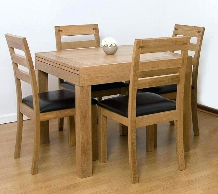 Well Known Small Square Extending Dining Tables For Dining Table Expandable Wood – Bcrr (View 18 of 20)