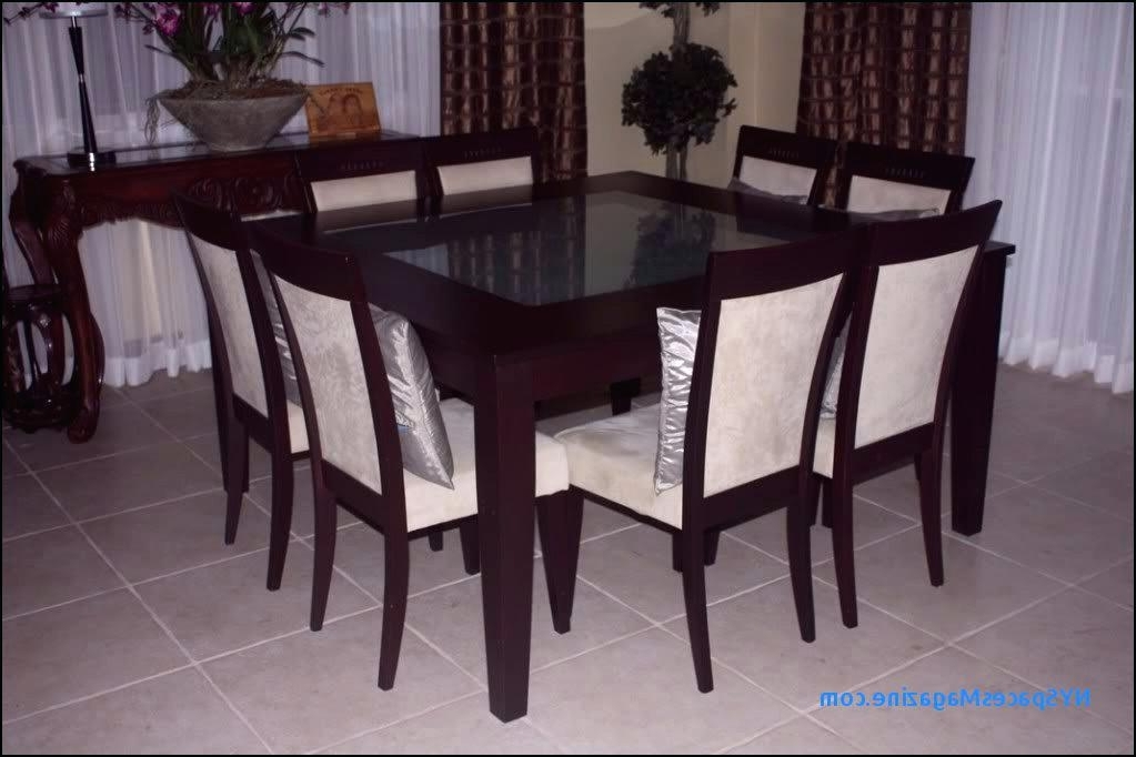 Well Known Square Kitchen Table Seats – Thegioidat Within Dining Tables Seats (View 9 of 20)