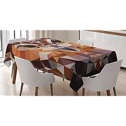 Well Known Triangle Dining Table: Amazon Within Carly 3 Piece Triangle Dining Sets (View 20 of 20)