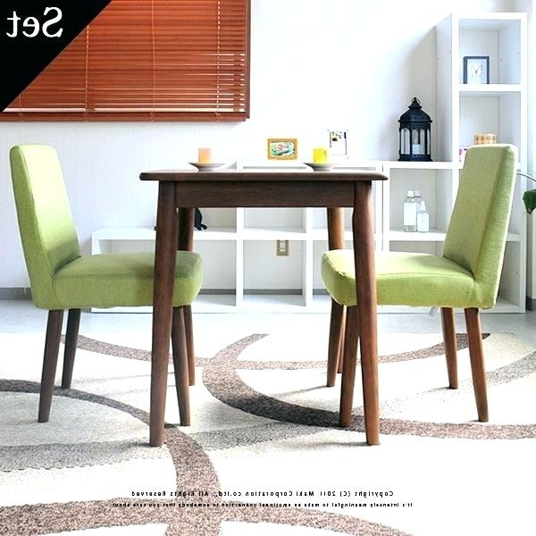 Well Known Two Chair Dining Set Dining Tables Two Chair Dining Table Set Throughout Two Chair Dining Tables (View 2 of 20)
