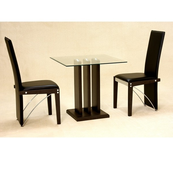 Featured Photo of Two Chair Dining Tables