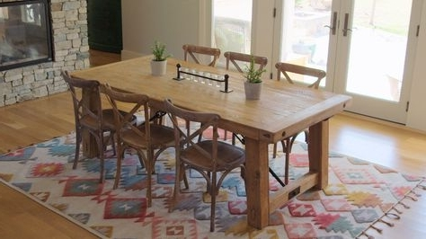 Well Liked Bradford 7 Piece Dining Sets With Bardstown Side Chairs Pertaining To Bradford 7 Piece Dining Set W/bardstown Side Chairs (View 19 of 20)