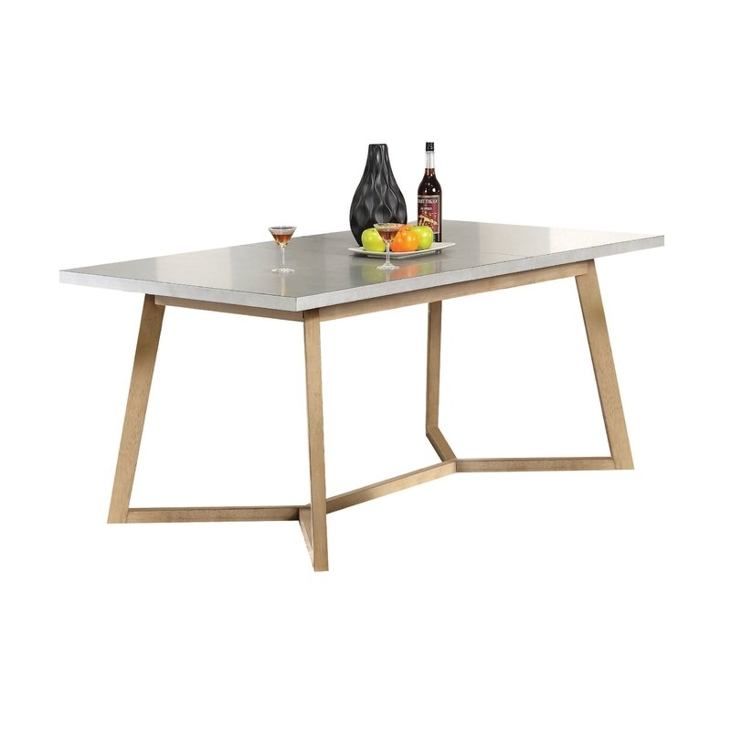 Well Liked Chesapeake Extendable Dining Table (View 20 of 20)