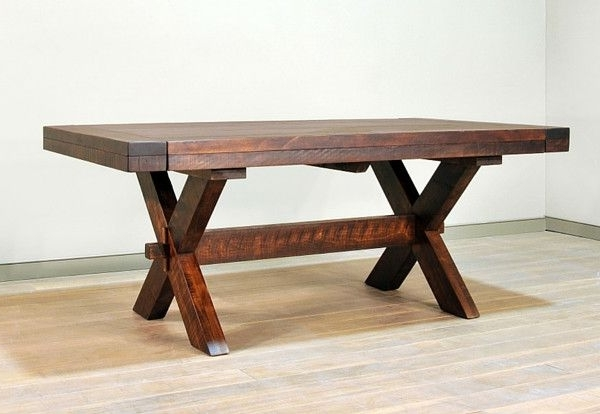 Well Liked Craftsman Rectangle Extension Dining Tables With Buxton Dining Table (View 20 of 20)