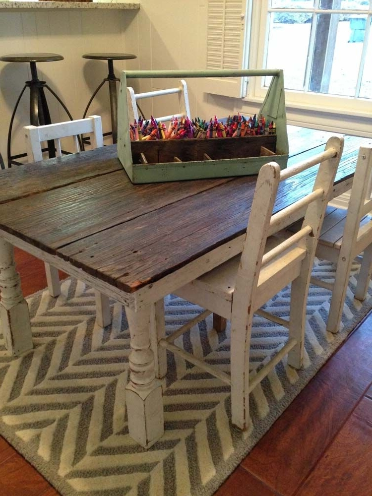 Well Liked Magnolia Home Array Dining Tables By Joanna Gaines Within Fixer Upper (View 3 of 20)