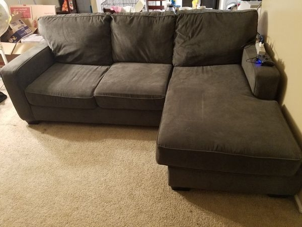 Well Liked Mcculla Sofa Sectionals With Reversible Chaise With Regard To Mcculla Sectional Couch For Sale In Riverside, Ca – Offerup (View 7 of 15)