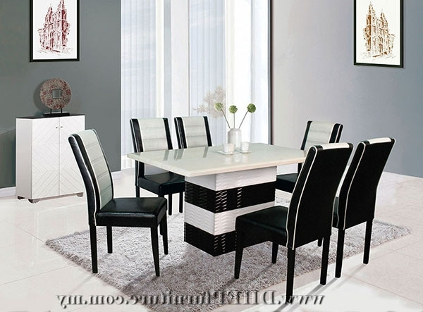 Well Liked Modern Dining Sets Pertaining To Modern Dining Set,dining Room Furniture,high End Dining Set – Buy (View 19 of 20)